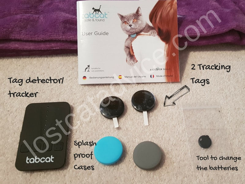 TabCat Review - Labelled